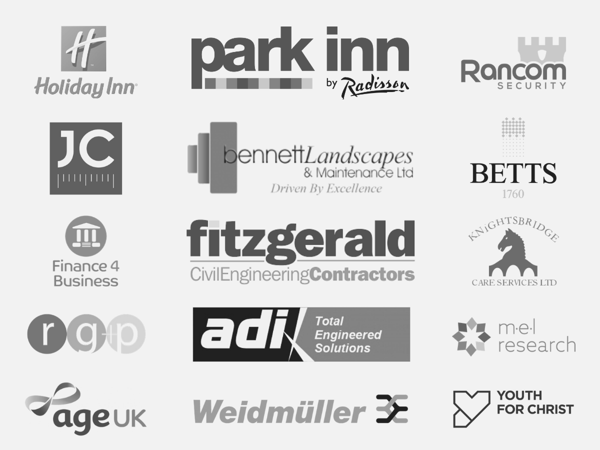 Logos of other Supreme clients